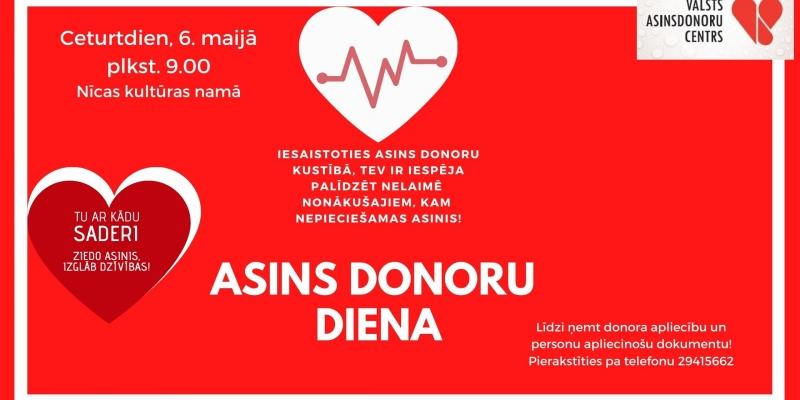 Asins donoru diena
